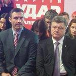 Кличко договорился с Порошенко про выборы и новую партию http://t.co/VLIv17o2Ur http://t.co/yB0pVldrML