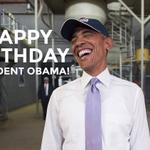 Happy Birthday, President @BarackObama! http://t.co/vyzIhvC2Y5 http://t.co/DKwuJoSI8u