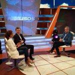"""""""Cada día está más cerca el cambio en la Argentina"""", con Juliana y @rialjorge en Intrusos http://t.co/wP457vqw5N"""
