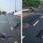 Канада - наклейки для ограничения скорости. В России и без наклеек все хорошо. http://t.co/IPYyhTpTB9