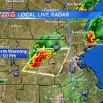 Tornado Warning has been cancelled. Severe T-Storm Warning now until 4:30 - hail & damaging winds possible. #wcvb http://t.co/KpUBNedWaK