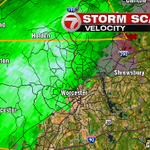 Tornado Warning canceled, but strong winds moving into Worcester. Still under Severe T-storm #Warning http://t.co/UUaOM6yjVf
