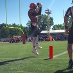 Updated w/ VIDEO: Duke Johnson frustrates coaches, Terrelle Pryor breaks out the trick plays: http://t.co/OQyRzFx5NC http://t.co/FWiQFXCh52