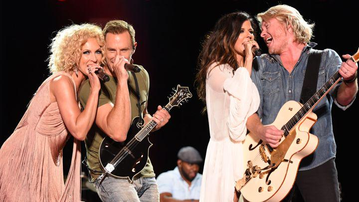 .@littlebigtown are hosting the CMA Music Festival TONIGHT on ABC. Tune-in & use #LBTonABC. http://t.co/solEfp7kSQ