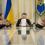 """Порошенко подписал """"Закон об отключении электроэнергии в Краснодаре"""" #Порошенко #Краснодар http://t.co/LX7X5eHEEZ"""