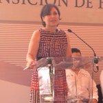 En #Oaxaca, por ahora no se necesitará la firma de un maestro para apoyos @Prospera_MX: @Rosario_Robles_ http://t.co/rWtm3G8cbK