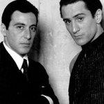 Аль Пачино и Роберт Де Ниро в 1972 г. США http://t.co/zHx0WLJkdg