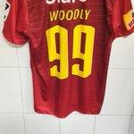 El costarricense Johnny Woodly se estrena en Liga De Campeones. #YoSoyPuroRojo. http://t.co/WrFJ6w2EVJ