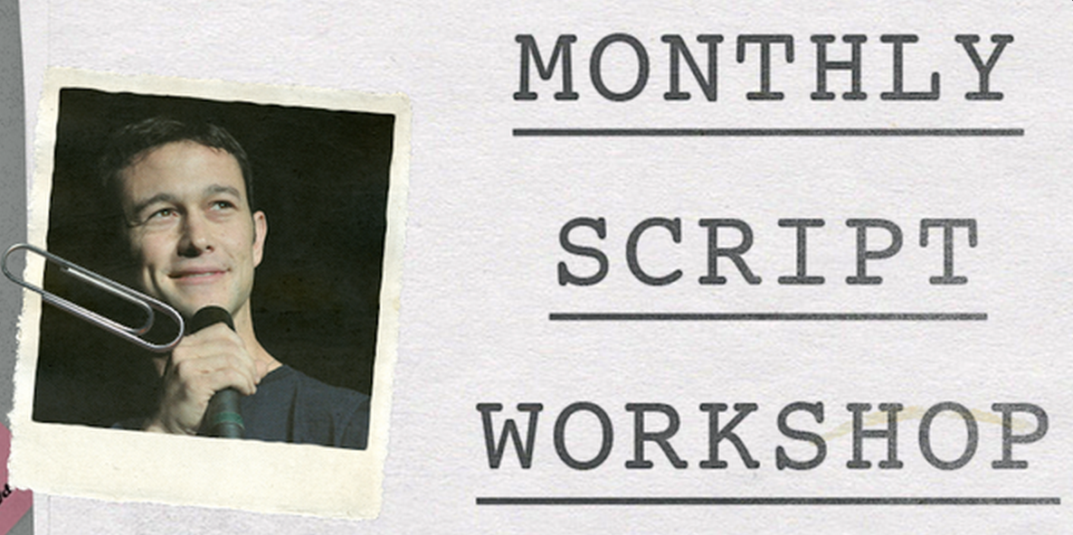 RT @hitRECord  WRITERS! 1 day left to contribute your final #MonthlyScriptWorkshop draft -- http://t.co/O2u0mCJvOh http://t.co/wqZ6iWofbU