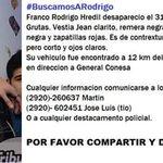 #Datos @HambreCero @caligulaelsanto #BuscamosARodrigo @BA759tw @IMAtwch @Yo_Claudia --- --- Enviado por WhatsApp http://t.co/ppWH72ieqC