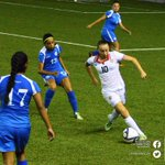 #LaSeleFemeninaSub20 se mantiene arriba en el marcador 3-0 frente a Nicaragua #VamosSele http://t.co/iyIknwCEr1