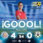 54 ¡Gol, Gol, Goooool! Paula Coto #VamosSele http://t.co/9VGBnBCWJi