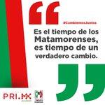 >DR. VÍCTOR MANUEL GARCÍA @Victormgf [Presidente del CDM del @PRIMatamorosTam] #UnMejorCambio #Matamoros #Tamaulipas http://t.co/6GMaVJM2UK