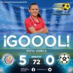 72 ¡Gol, Gol, Goooool! Sofía Varela #VamosSele http://t.co/vTLKZt7uvy