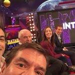 En @IntratablesTV, acompañando a @mauriciomacri, próximo presidente de todos los argentinos. #MartesIntratable http://t.co/mnNmciSlEg