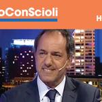 Hoy a las 23.30 @danielscioli con @fantinofantino ¡No te lo pierdas! #FantinoConScioli http://t.co/ywQYB11oNW
