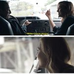 Karlie Kloss response when Wildest Dreams starts playing in the car! (Video: https://t.co/HV5l20tCIk) http://t.co/ypavRQxF2B