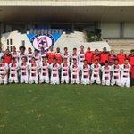 Ellos son la Liga deportiva Alajuelense de Costa Rica. El técnico es Hernán Torres. Muchos éxitos para ellos. http://t.co/aL93cESMcX
