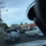 Belén, Heredia colisión 100 m después del Masxmenos sentido Heredia @DGPT_CR @ZOOMRADIO919 @monumentalCR @iqradio http://t.co/uuJwIWRGiW