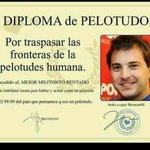 [Último Momento] Atacaron la casa de #BrancatelliPelotudo y le robaron el único diploma q tiene... #MartesIntratable http://t.co/xzjSfZQDmN