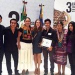 Premian a 10 #artesanos oaxaqueños en el 3er. #CNJóvenesCreadores del #Arte Popular 2015 http://t.co/yXrkjlsAtb