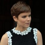 Kate Mara says there is one special person in her life who really misses her long hair: http://t.co/mr2zRo2bHP http://t.co/PTVPGMuy72
