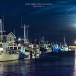 Stunning moonrise over Petty Harbour Monday night. Thanks to Greg Noel for sharing! http://t.co/XPYWoCDv4s