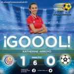 6 ¡Gol, Gol, Goooool! Katherine Arroyo #VamosSele http://t.co/B3fXYjFcac