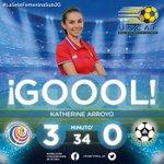 34 ¡Gol, Gol, Goooool! Katherine Arroyo #VamosSele http://t.co/TsdIdHmIfk