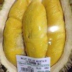 Tengok tu berapa sebiji Durian Musang King kita dijual di Hong Kong. HKD 647.50 bersamaan dengan RM323.50 sebiji. http://t.co/cYnSEYUBf6