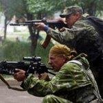 Диверсионные группы боевиков пытались прорвать оборону сил АТО под Донецком http://t.co/tW3hcJ5eIn http://t.co/L1SVlihQhV