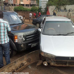 MeanMachine RT @Ma3Route: accident on Argwings Kodhek Disco3 takes Subie for a ride. N~more ⇢ http://t.co/FCoLBfUbv0 http://t.co/E6E7q1f2fi