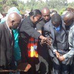 Woman in crash linked to pastor Ng'ang'a laid to rest http://t.co/N2J3jbK6pT http://t.co/5IZ4XNU6dY