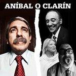Este domingo en la Provincia, se elige Anibal o Clarín... @FernandezAnibal #MartesIntratable http://t.co/kuKT2C7Yre