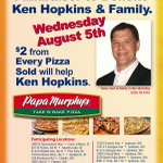 Wed. go to #PapaMurphys #Spokane #cdaID #WAstate #Idaho to help @KenHopkins_ from @DKM929 http://t.co/l3DipIKtQg