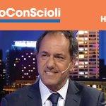 #HOY @danielscioli en @animalesoficial con @fantinofantino por @AmericaTV ¡No te lo pierdas! #FantinoConScioli http://t.co/mXBf5mwxgF