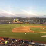 Just announced by the @spokaneindians: the red flag warning means no post-game fireworks tonight. #kxly http://t.co/iPFeK2W1Qi