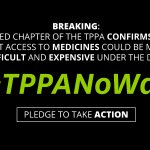 A new leak from the #TPPA further confirms that this deal is bad for NZ. Pledge to take action http://t.co/KX5OCZuRJR http://t.co/3Se3Im91LN