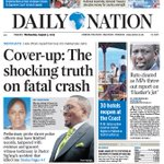 Todays Paper Review ON #SOTNKe with @JimmiGathu and @MumbiKenya http://t.co/0JsXemBogp http://t.co/Qd0OddnnQC