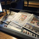 Join us for the newspaper review on 96.3 @NationFMKe @JimmiGathu #SOTNKe http://t.co/7StKP00rv9