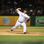 Rangers Win! Tolleson strikes out the final 2 Astros to get the 4-3 win! http://t.co/QDD5Zlp7fc