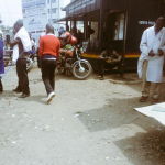 Police post turned 2 a boda boda shade & a smokin zone. Why start a project u cant maintain? http://t.co/BLXVImZFlU via @Princekenkenya
