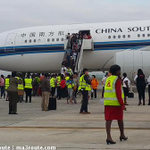 .@ChinaSouthernEU has landed at jkia for the first time. In corporation with @kenyaairways http://t.co/DdGC3U4Ffe via @chirchir2