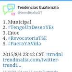 El poder de la aficion roja ya es tendencia #FUERAYAVILLA @PasionPentaRoja http://t.co/NsOTL2ihrL