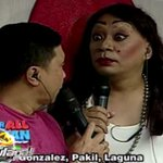 #AlDubBakitDiTotohanin: Lola Nidora, nag-disguise bilang si 'Lola Aunor' http://t.co/RCHWMjHU7i http://t.co/ochwEzVgE6