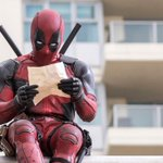 Because we cant get enough, heres that Deadpool trailer again: http://t.co/oBtISWHkLr http://t.co/s6lhFQr1qz