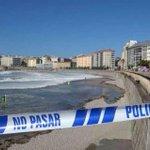 A #Coruña 3.000 bañistas desalojados de las playas de Orzán y Riazor por las mareas vivas http://t.co/w4zdijL9ZC http://t.co/CVA4X0RG6l