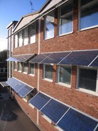 Oriëntatie van uw dak niet geschikt voor #zonnepanelen? Misschien dat dit een optie voor u kan zijn.. #duurzaamheid http://t.co/YQQBDaVfxc
