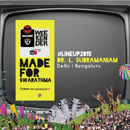 We're honoured to announce that Maestro @DrLSubramaniam will be part of @NH7 this year! #lineup2015 http://t.co/hq4gzGqn16
