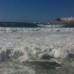 Video de las mareas vivas de ayer en Riazor y el Orzán http://t.co/21Z5HE6gC4 http://t.co/8Yl5g0oavB